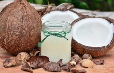 Huile de Noix de Coco infusée au Cannabis