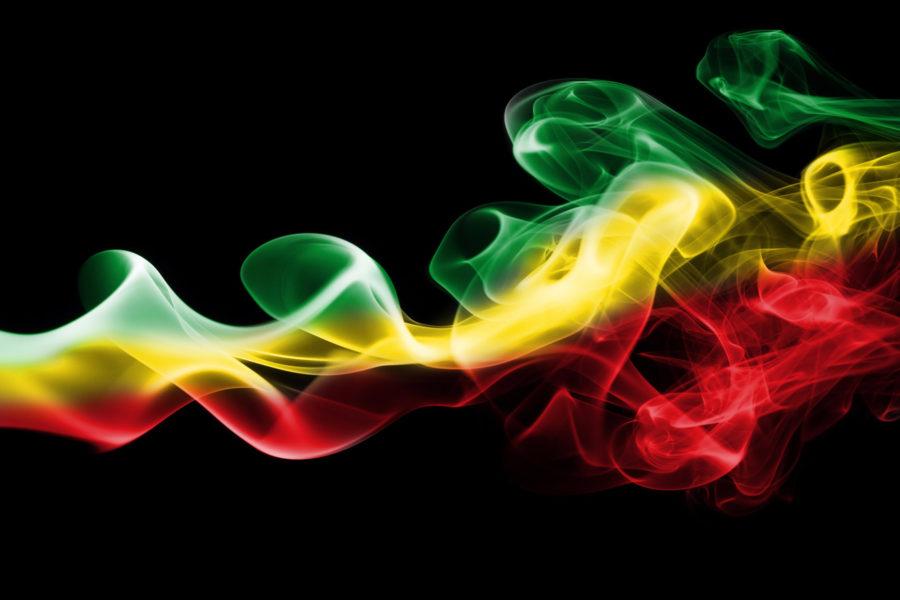 Ganjah, rastas et reggae